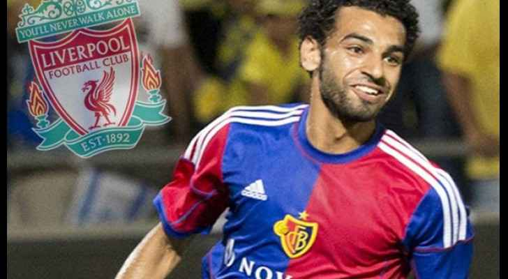 Salah could be bought for £35m.