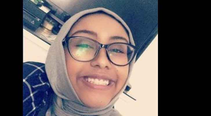 17-year-old Nabra Hassanen disappeared on Sunday. (Twitter)