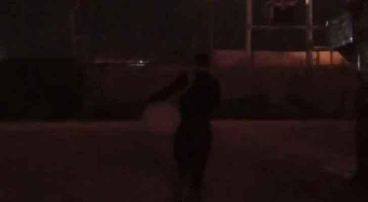 Meet the Masrahati:  the night drummer who roams the streets at Ramadan
