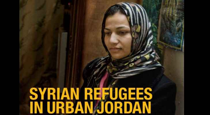 82% of Syrian refugees in Jordan live under poverty line. (Photo courtesy of CARE)
