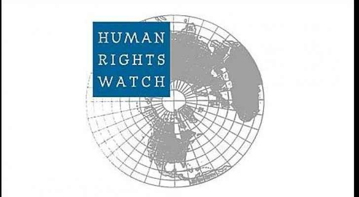 HRW said Kurdish peshmerga forces in Iraq were holding up civilians at checkpoints. (HRW)