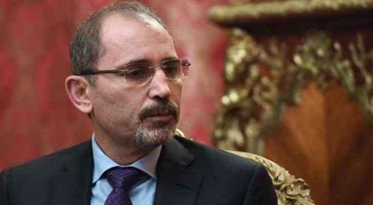 Minister of Foreign Affairs, Ayman Al Safadi