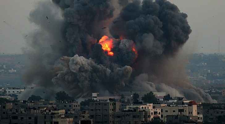 Israel and Hamas have fought three wars in Gaza since 2008, most recently in 2014.
