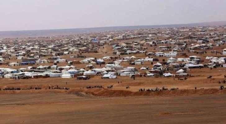 Al Rukban camp.