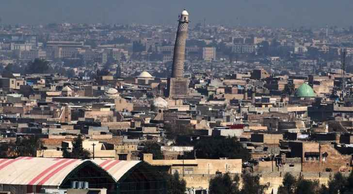 Bomber blows himself up among civilians fleeing Mosul