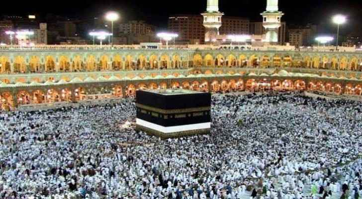A potential suicide bomber aimed to launch an attack on the Grand Mosque in Mecca on Thursday night. (File photo)