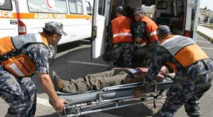 The Civil Defense also dealt with 386 different sickness cases. (File photo)