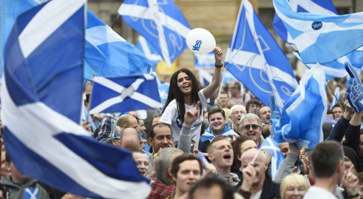 Scotland voted last year to stay in the EU, but Britain as a whole opted to leave.