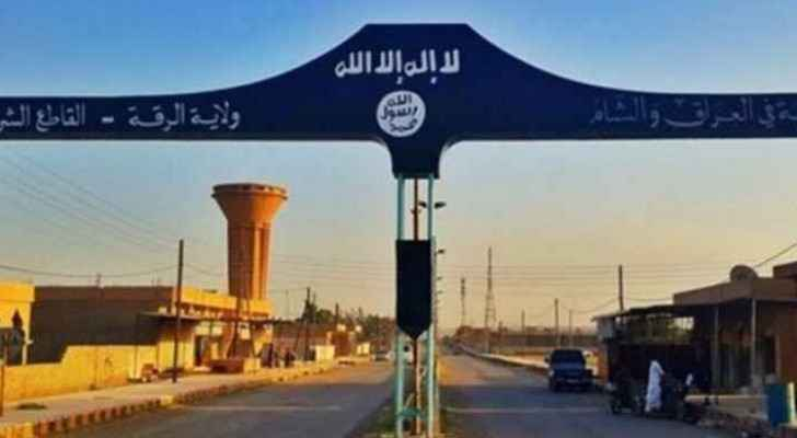 "IS overran Raqqa in 2014, transforming it into the de facto Syrian capital of its self-declared ""caliphate."" (File photo)"