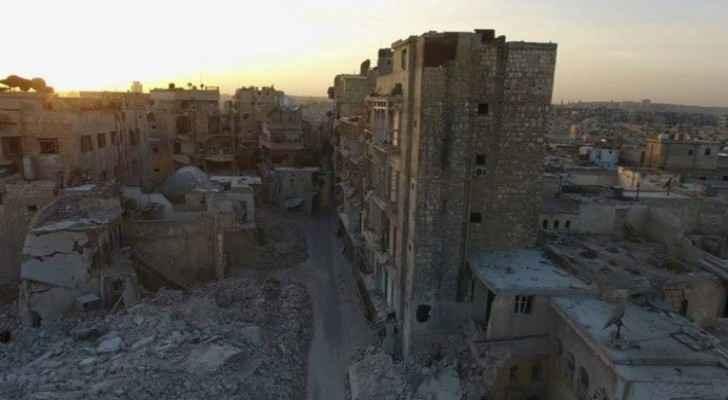 Aleppo. (Twitter)