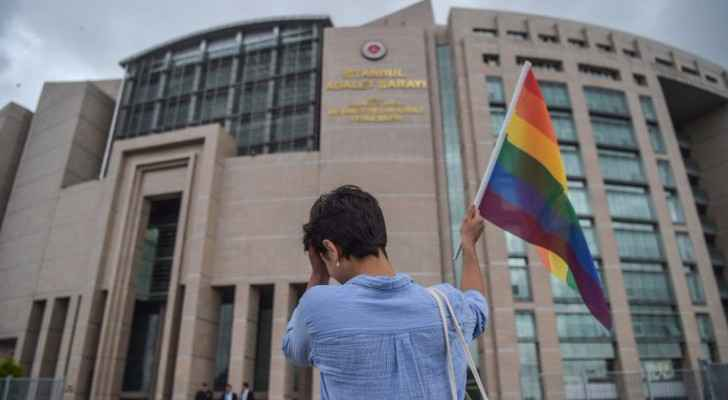The Gay Pride March had up to 2014 been a regular annual event in Istanbul. (Twitter)