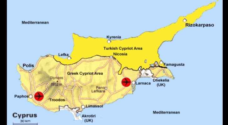 Cyprus is one of the world's longest-running political crises.