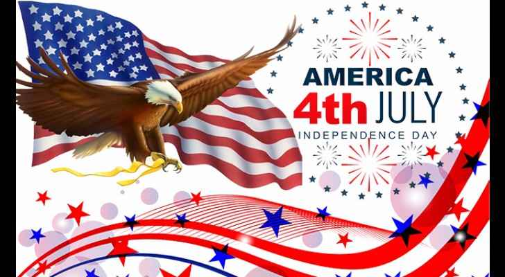 Independence Day is also known as the Fourth of July.