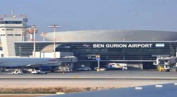 Israeli police have issued warnings to the airport authorities for fear of a security threat.