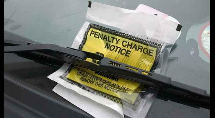 New penalty points system for Jordanian motorists