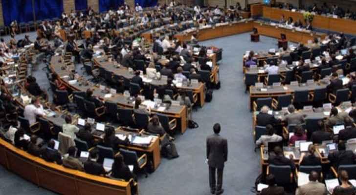 UN meeting. (Photo courtesy of UN)