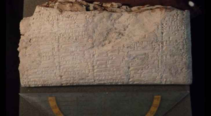 US retailer to pay $3 million fine over smuggled ancient Iraqi artefacts