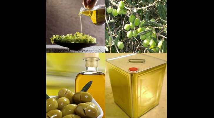 Carrying olive oil tanks banned from West Bank to Jordan
