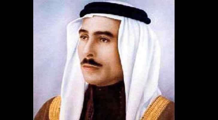 King Talal.