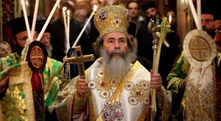 Palestinian organizations demand trial of Patriarch Theophilos III of Jerusalem
