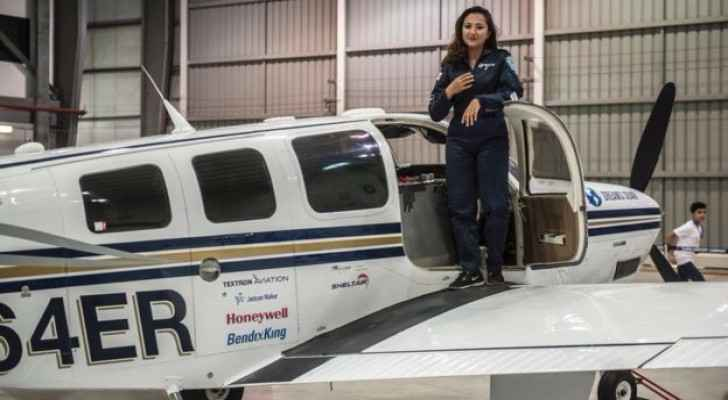 Meet the inspirational Afghani refugee flying solo around the world
