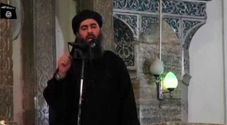Abu Bakr al Baghdadi, leader of the so-called Islamic State.