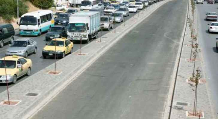 Amman's 'fast bus' lanes to finally arrive in 2019