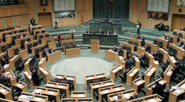 The parliamentarians also demanded the cancellation of the Jordan-Israel peace treaty.