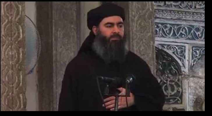 Daesh Leader, abu Bakr Al Baghdadi