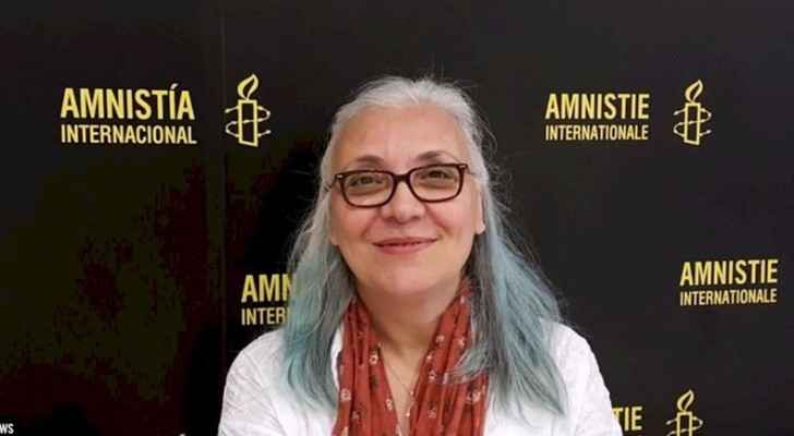 Idil Eser, the director of Amnesty International's Turkey branch, is the group's second top level official to be detained in a month. (Photo courtesy