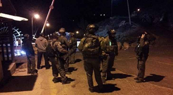 The Israeli forces have deployed its soldiers in Jerusalem and the West Bank. (Twitter)
