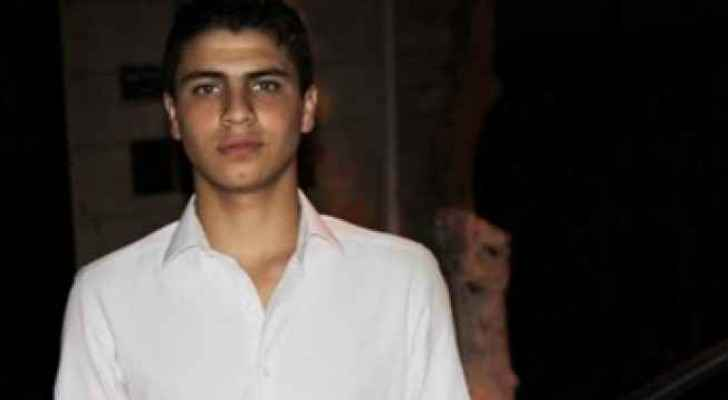 17-year-old Mohammad Al Jawawda, who was killed after allegedly attacking an Israeli security guard at the Israeli Embassy in Amman
