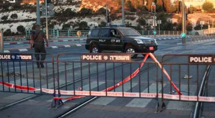 Israeli authorities closing off streets in Jerusalem