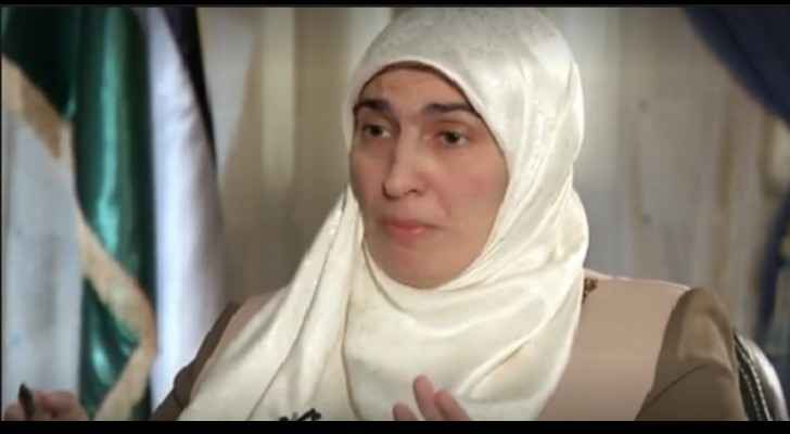 MP Dima Tahboub, during an interview in which she said gays are not welcome in Jordan
