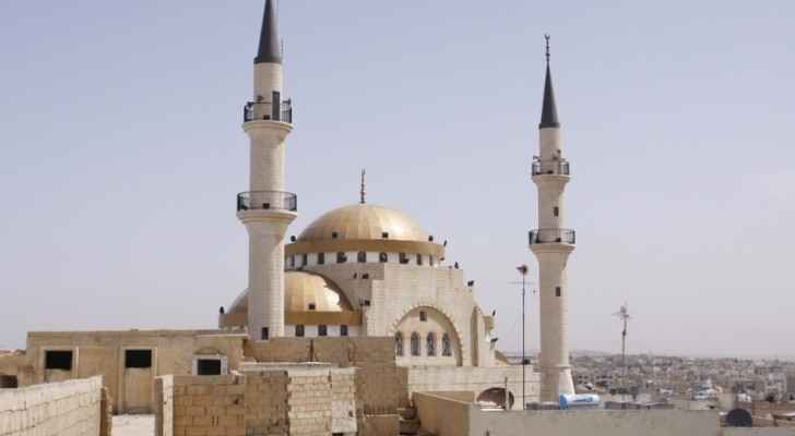 The Mosque of Jesus Christ in Madaba. (File photo)