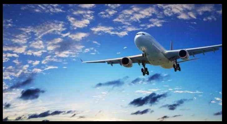 Nude US passenger delays flight