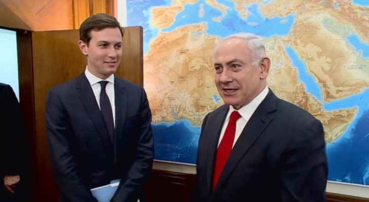 Kushner met with Israeli and Palestinian leaders in the Middle East in June to try to start the peace process.