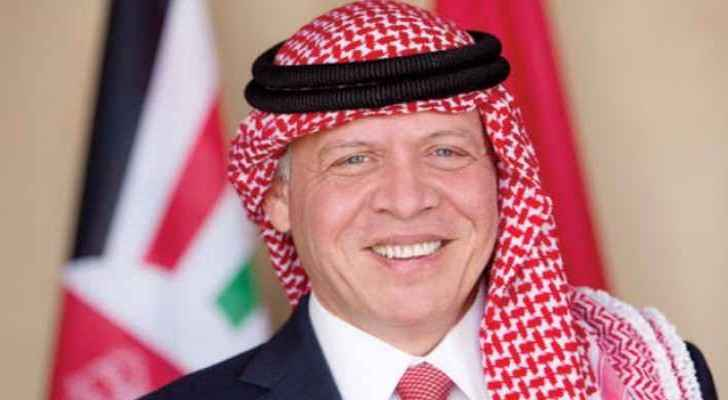 King Abdullah donated one million JD to the Islamic Endowment.
