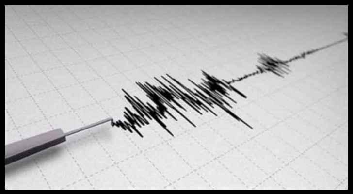 Earthquake hits Palestine