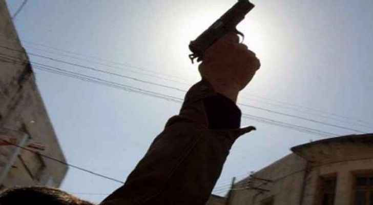 Firing arms during celebratory events is banned in Jordan. (File photo)