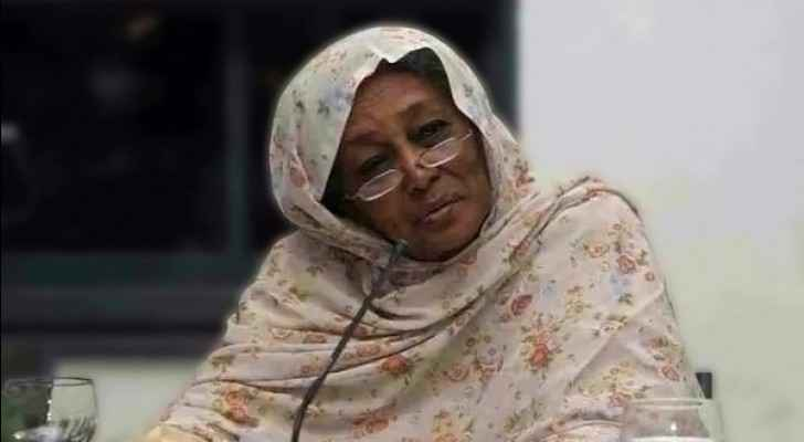 Ibrahim was Sudan's first female MP.