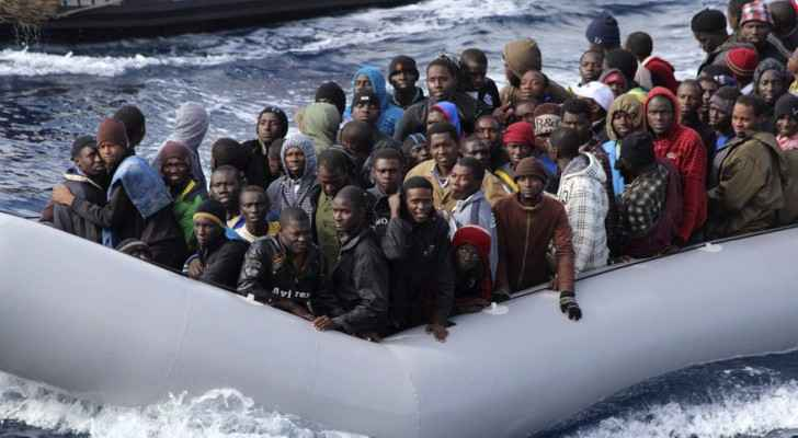 Migrants from the African continent travel to Europe via Libya. (Photo Credit: NPR)