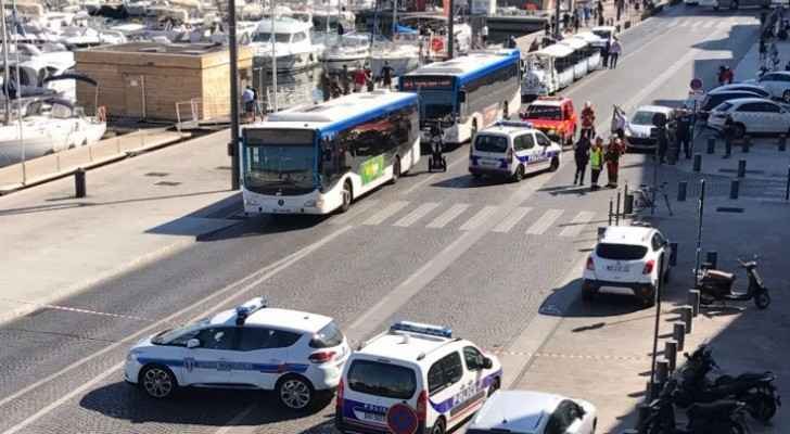 Police are investigating the recent incident in the souther city Marseilles. (Photo Credit: Twitter)