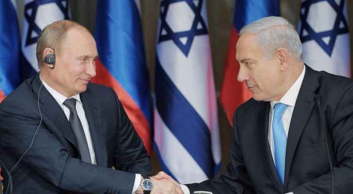 Netanyahu and Putin during their last meeting in September 2015 in Israel. (Photo Credit: Associated Press)