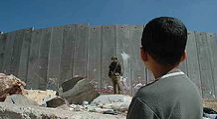 Israeli forces raided Hebron in the West Bank.