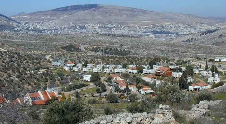 Itmar settlement in the occupied West Bank. (Wikipedia)