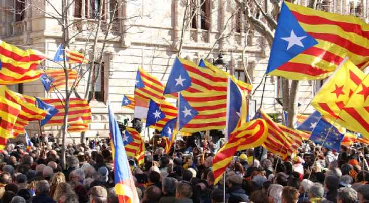 Catalonia is expected to host a referendum for independence next month. (Photo Credit: Getty)