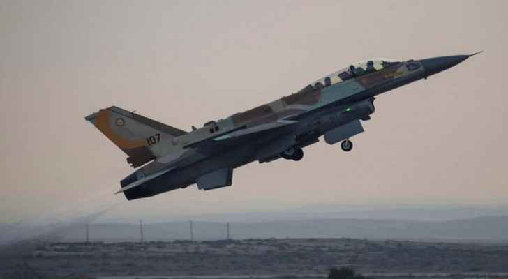 Four Israeli jets reportedly targeted the center for Assad's chemical weapons program. (Photo Credit: EPA)