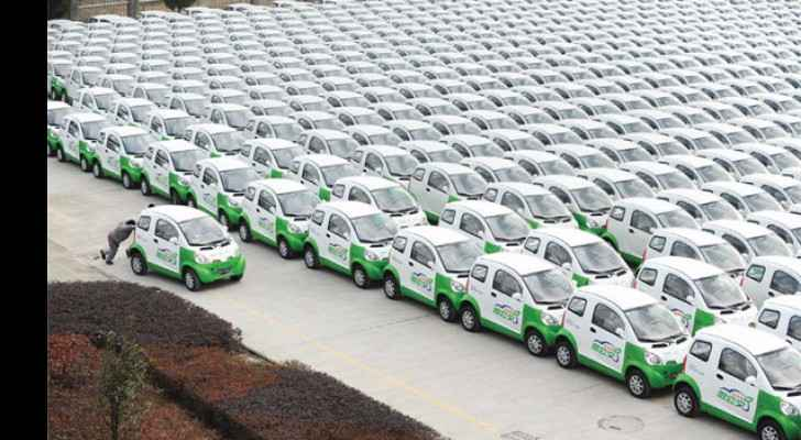 China intends to cut off production of  fuel- powered cars