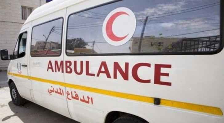 The man was stabbed to death in Shmeisani.